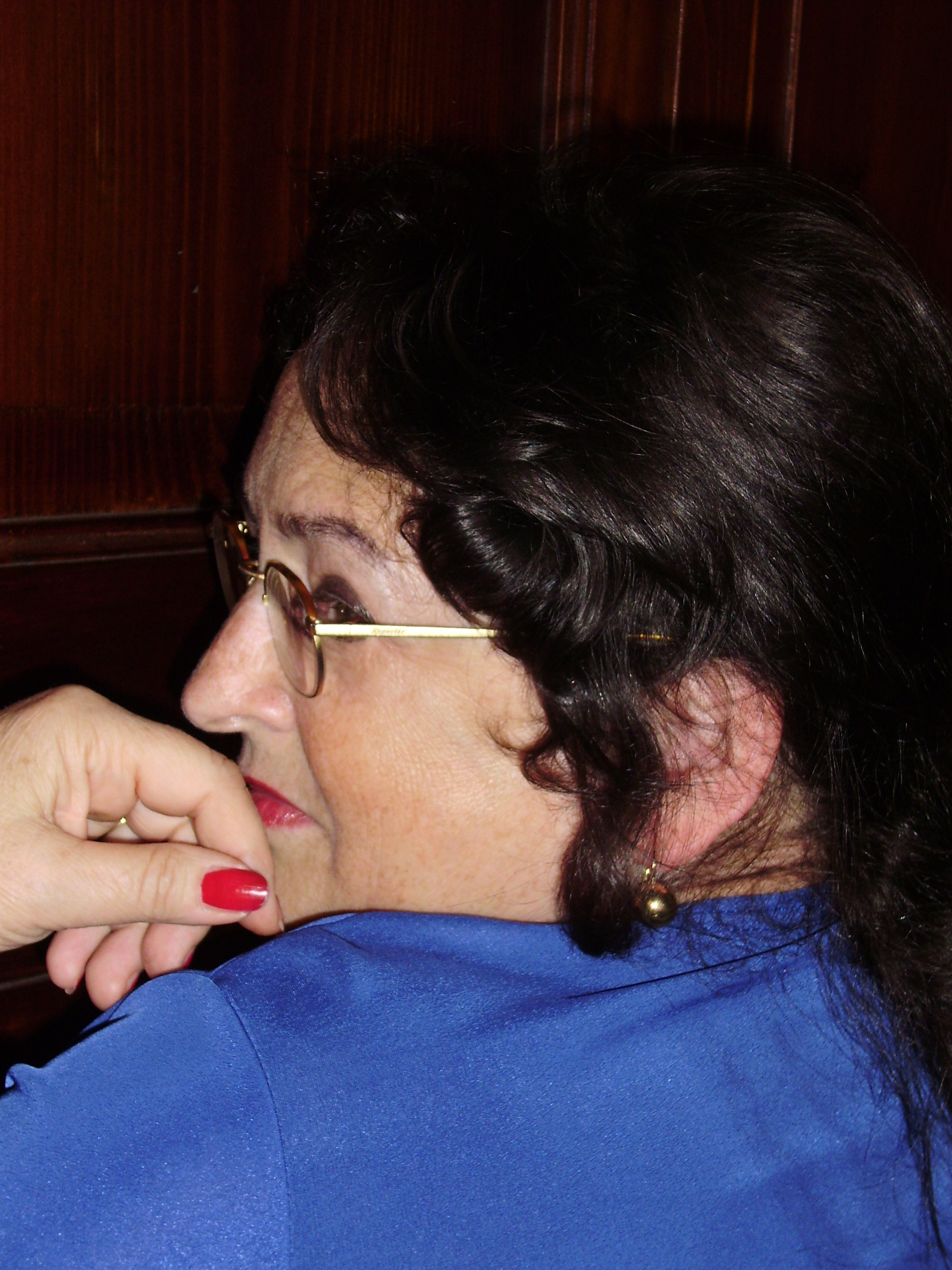 Nadia Cavalera