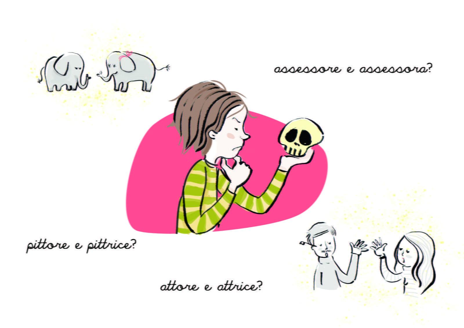 Illustrazioni di Gabriella Carofiglio BB 1