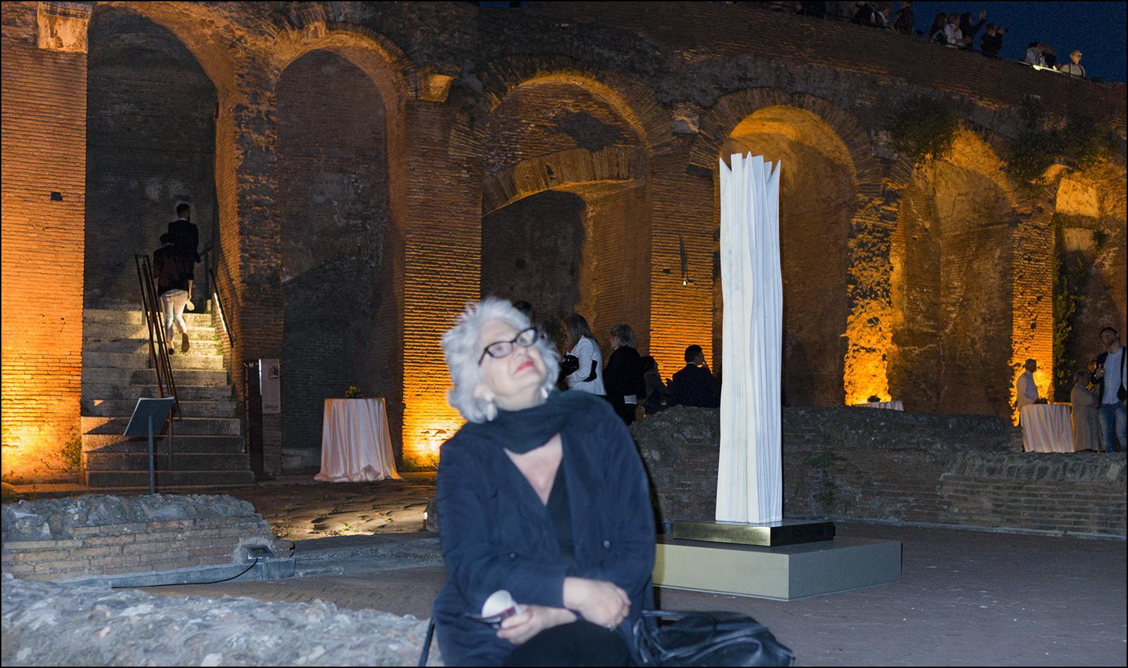 Foto di Dino Ignani Grabriella Sica Mercati di Traiano
