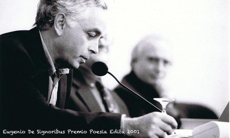 Intervista al poeta Eugenio De Signoribus
