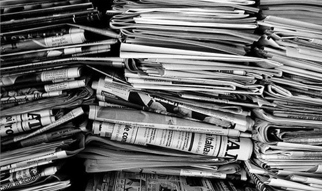 giornalismo contemporaneo