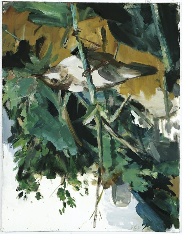 Georg Baselitz, Uccello