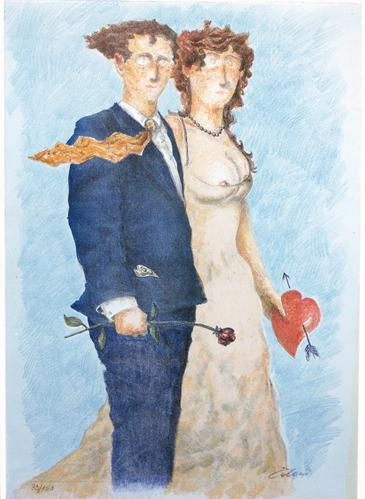 Giampaolo Talani, Gli innamorati