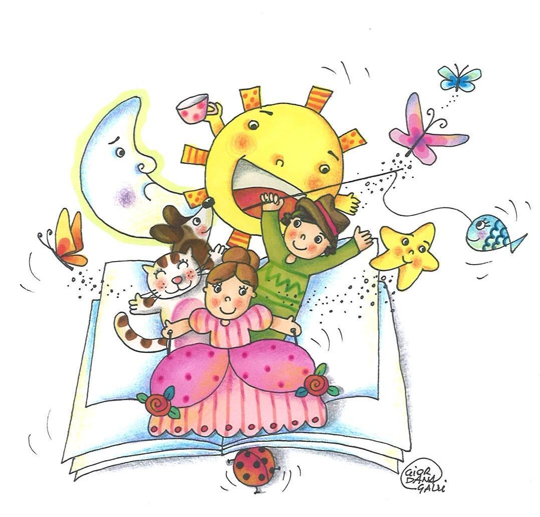 Illustrazione di Giordana Galli