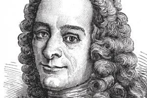 Voltaire cattolico
