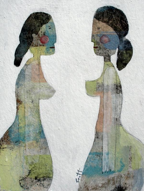 Scott Bergey, The Talk Of The Town