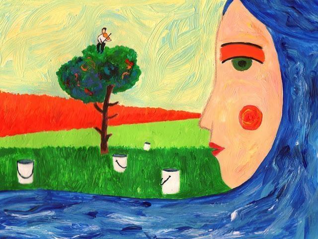 """Sette poesie da """"Una Venere nel Tevere"""""""