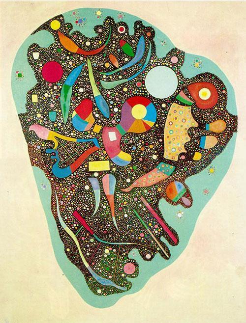 Wassily Kandinsky, Booooooom X art Mega