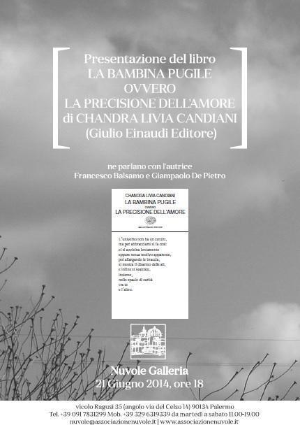 Chandra Livia Candiani l'EstroVerso 2