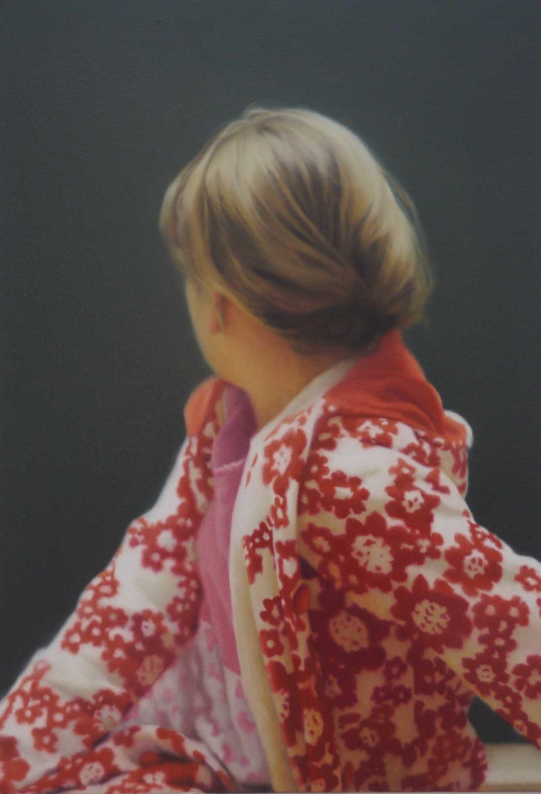 Gerhard Richter, Betty, 1988 rosario