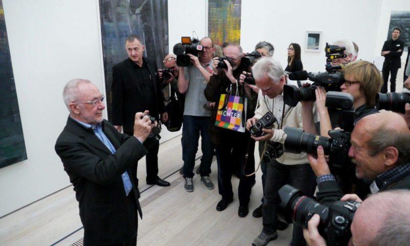 Gerhard Richter a Basilea. Schizofrenia iconica e aniconica.