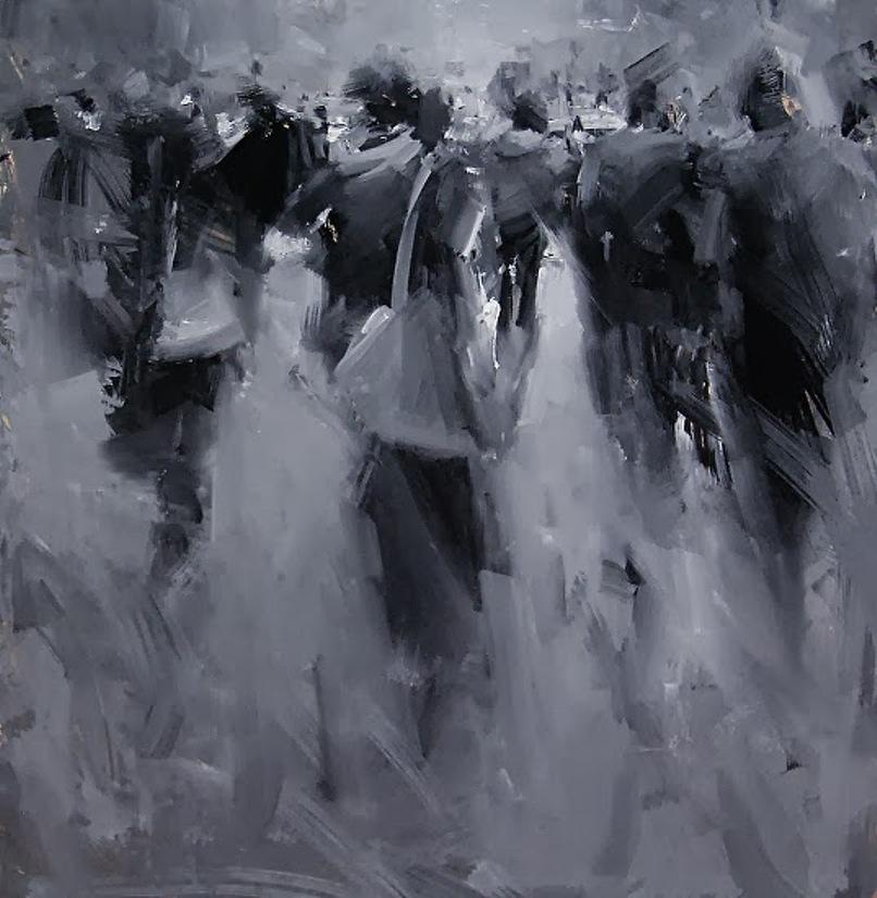 Tibor Nagy, Ghost Town fortini