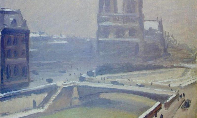 Stranieri a Parigi