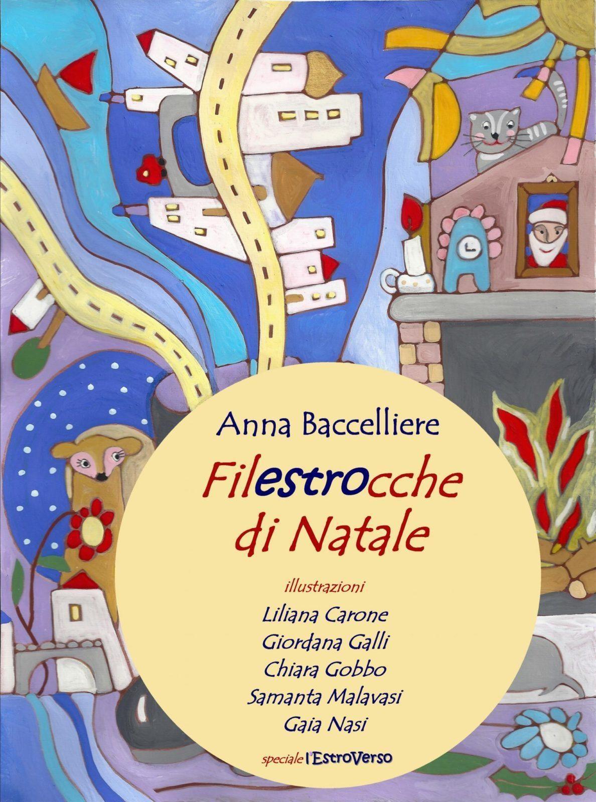 FILESTROCCHE DI NATALE SPECIALE  l'EstroVerso n. 3 2014