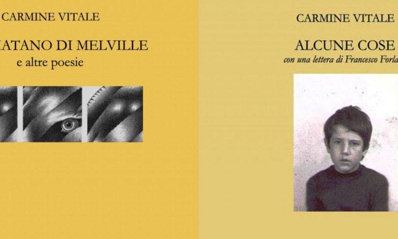 Pensieri sulla lettura de Il leviatano di Melville e altre poesie di Carmine Vitale