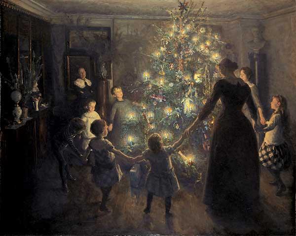 viggo-johansen-glade-jul-1891
