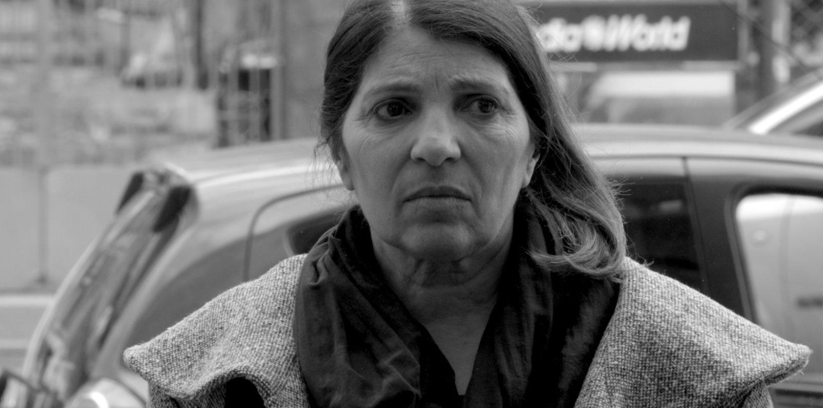 Lucia Sardo in un frame del film 'Morte Segreta'