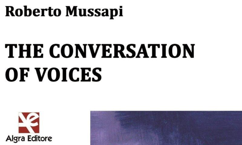 Mussapi, The conversation of voices