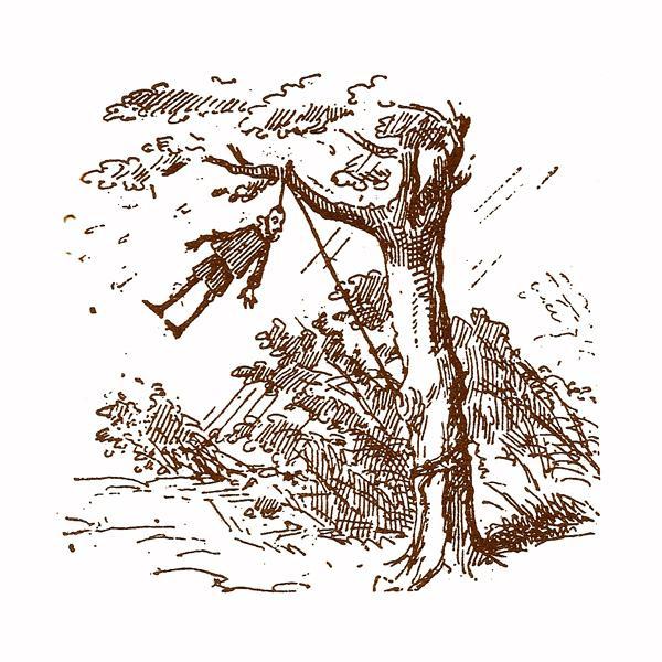 Enrico Mazzanti,  Pierino impiccato