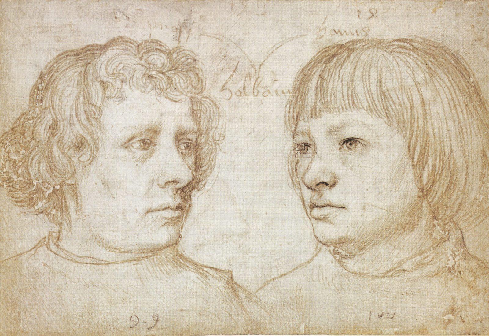 Ambrosius e Hans Holbein, Hans Holbein il Vecchio