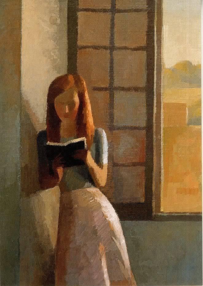 Gilles Sacksick, La fine del pomeriggio, French, 1942 DARIO