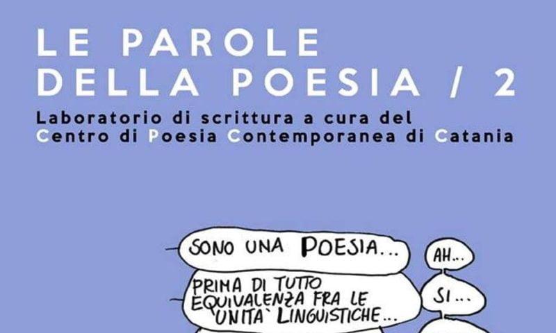"""""""Le parole della poesia / 2"""""""