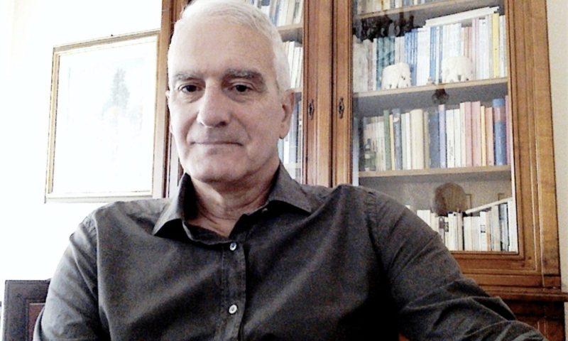 """Nicola Ghezzani: """"La poesia è una delle attività umane più a rischio""""."""