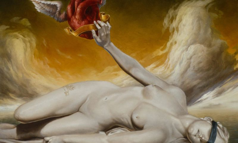 Ciro Palumbo: Lo spirito e la carne