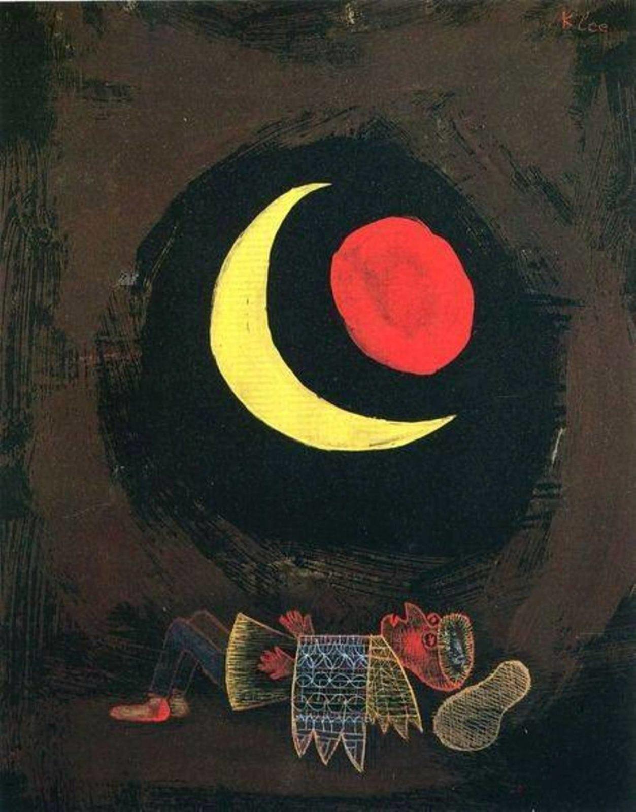 Paul Klee, Strong Dream, 1929 BERNINI