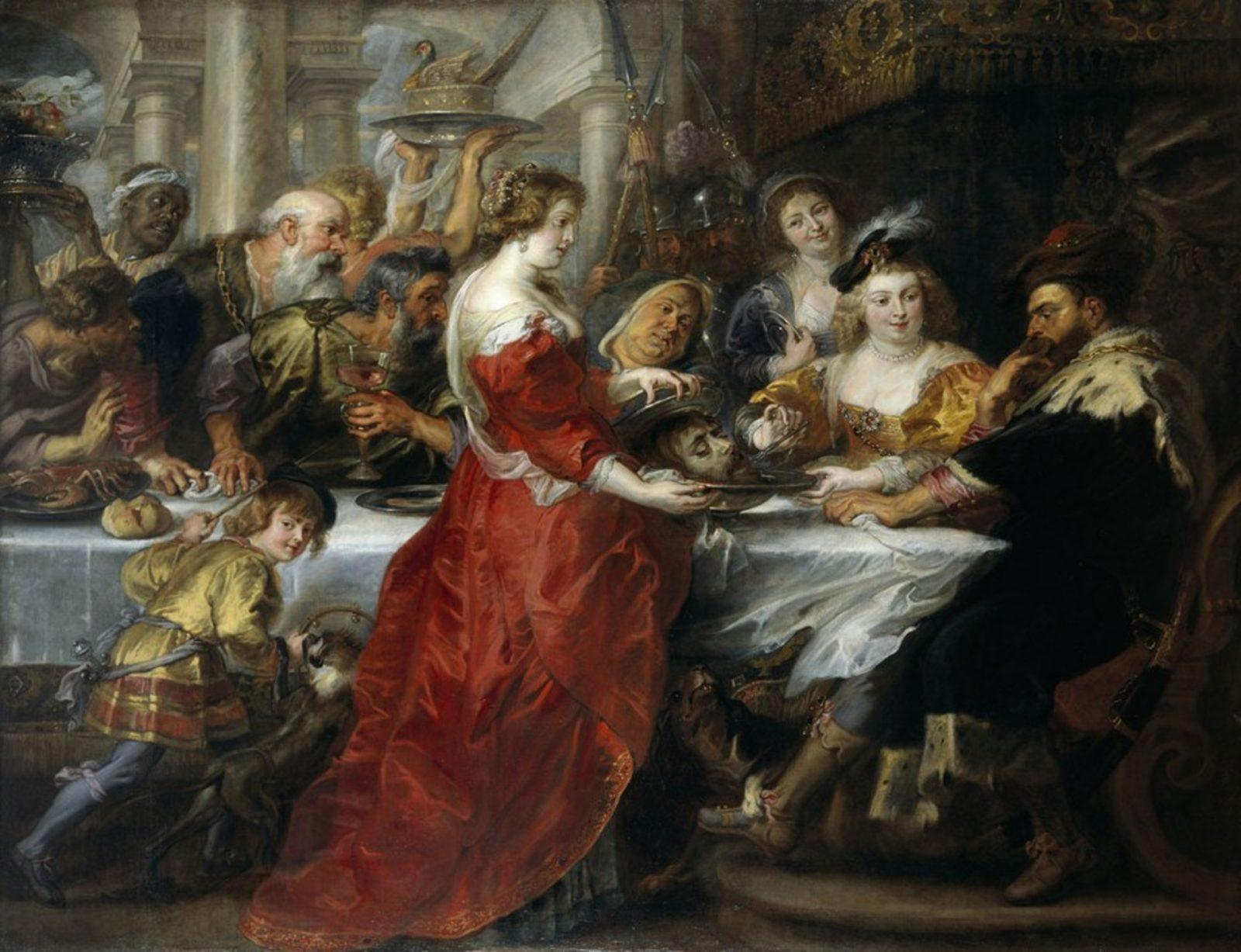 Tiziano, Rubens e Rembrandt. L'immagine femminile  tra '500 e '600