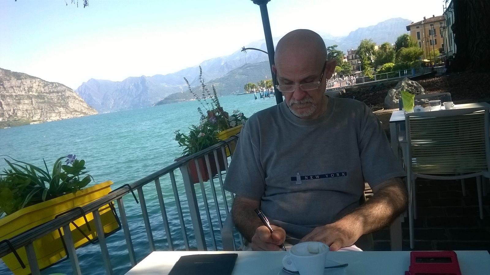 """Sebastiano Aglieco: """"Non si può produrre poesia a cuor leggero"""""""