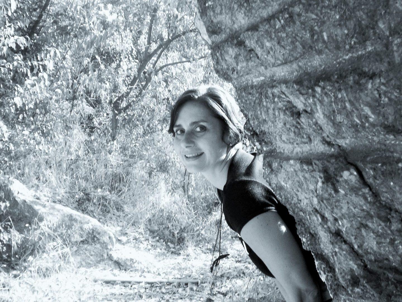 Sabrina Giarratana, foto di Maria Luna Schiassi