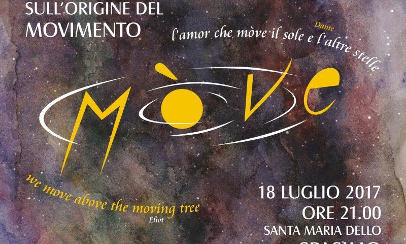 Mòve – Festival della poesia e delle arti