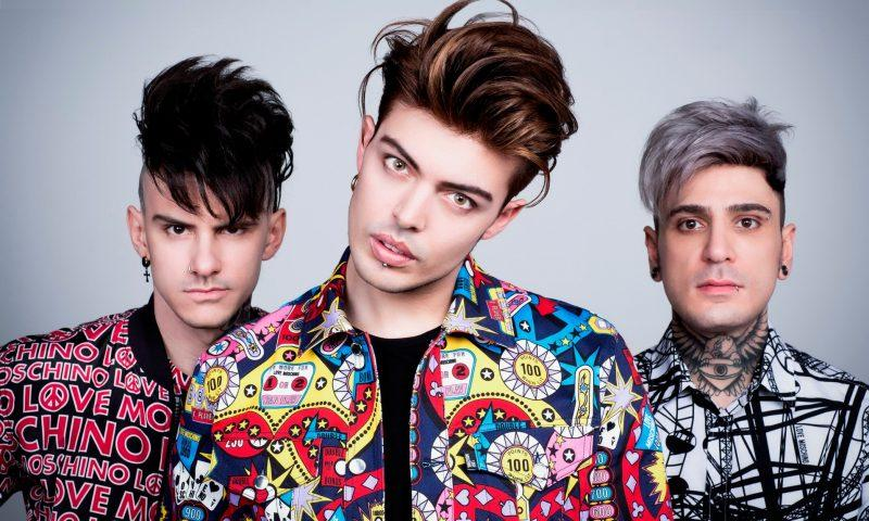 "The Kolors in concerto a Zafferana Etnea per ""Etna in Scena"""
