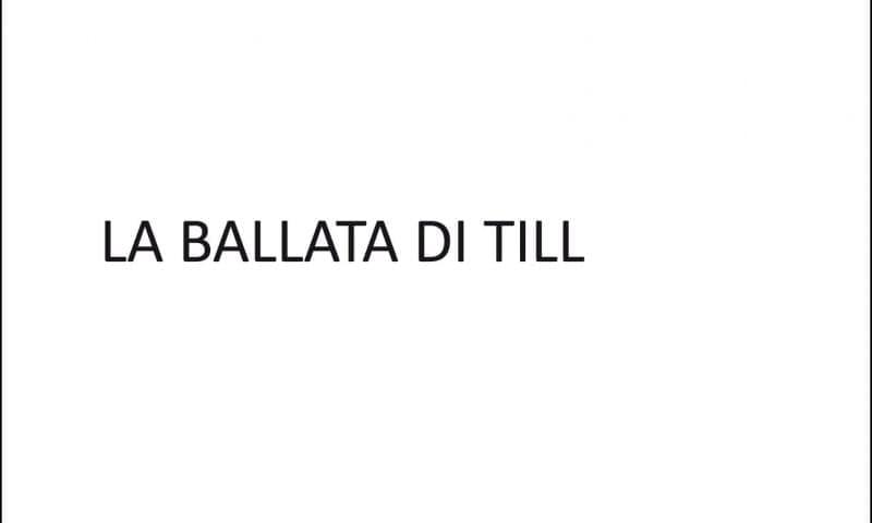 """""""La Ballata"""" di Teresa Miccichè (anteprima)"""