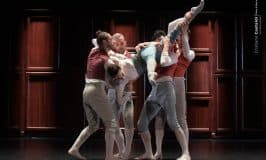 Al Bellini di Catania, lo Spellbound Contemporary Ballet in Rossini Ouvertures