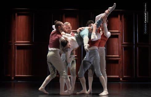 Al Bellini di Catania, lo Spellbound Contemporary Ballet in Rossini Ouvertures
