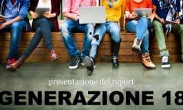 """""""Generazione 18"""", l'inchiesta a cura di """"Sicilian Post"""" e la """"Fondazione Domenico Sanfilippo"""""""
