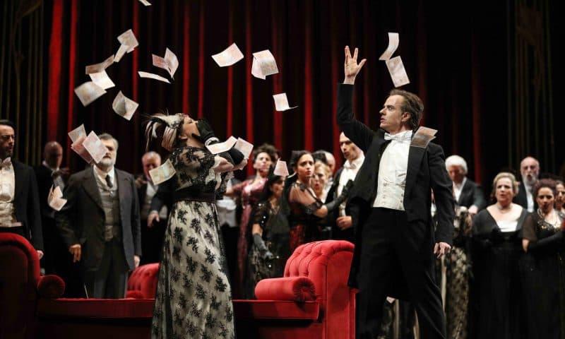 """Al Bellini """"La Traviata"""", inedito adattamento nella Belle Époque siciliana di donna Florio"""