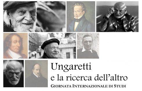 DISUM CATANIA: Giornata Internazionale di Studi Ungaretti e la ricerca dell'altro