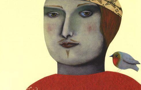 """""""Voglio scrivere una poesia"""" dice Bernard Friot e Arianna Papini, illustrandola, svela nuovi orizzonti."""