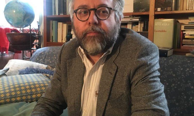 Osservazione e sommovimenti tellurici nei versi di Luca Raul Martini