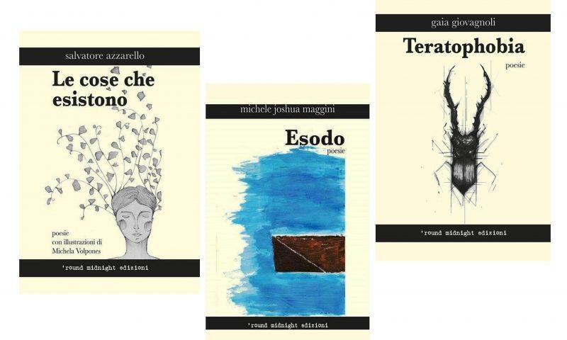 Azzarello, Maggini, Giovagnoli: note di lettura L'esordio di tre lirici nati negli anni Novanta.
