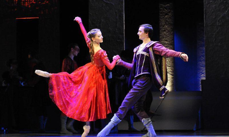 """""""Romeo e Giulietta"""" di Sergej Prokof'ev al Teatro Messimo Bellini di Catania"""