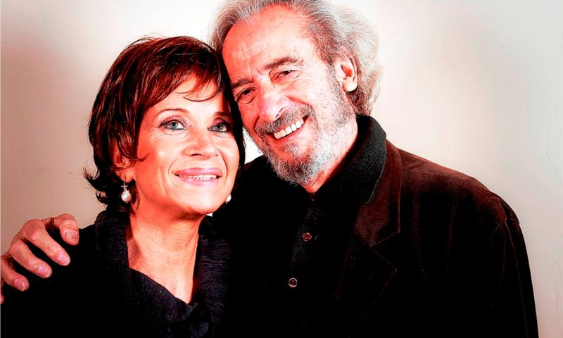 """Al Must """"Buongiorno Contessa"""" con Mariano Rigillo e Anna Teresa Rossini."""