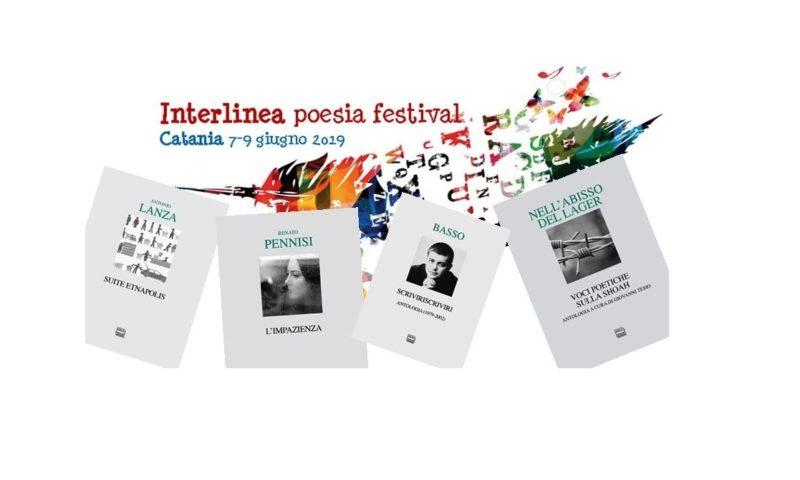 """Catania in festa con il primo """"Interlinea poesia festival"""""""