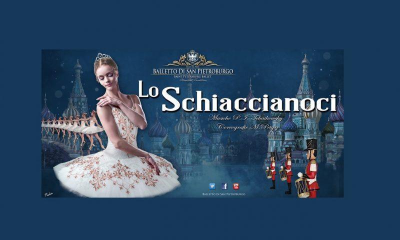 Lo Schiaccianoci – una Fiaba di Natale. Il grande Balletto di San Pietroburgo al Teatro Metropolitan di Catania