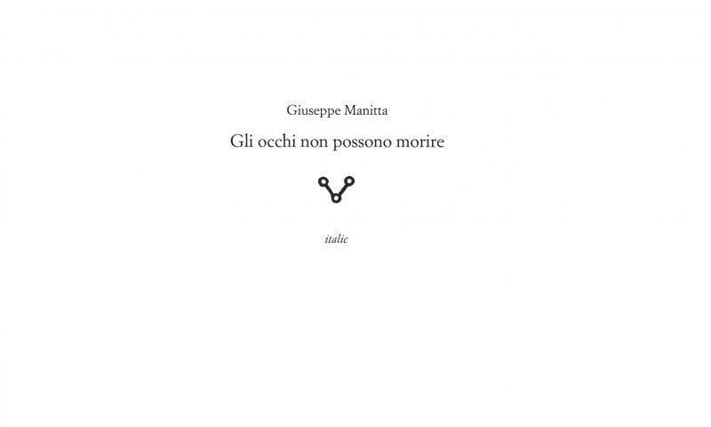 «Tra le frasche e la spazzatura»: il naufragio della tradizione nella poesia di Giuseppe Manitta.