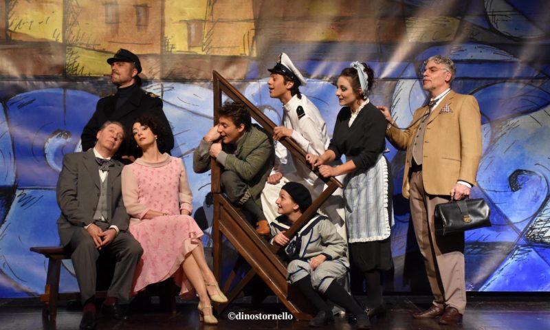 L'uomo, la bestia e la virtù – progetto Pirandello, il Teatro della Città – Centro di Produzione Teatrale