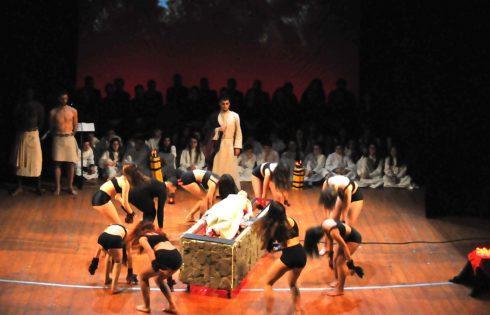 """""""Agata, Vergine e Martire"""", la forza morale del """"dramma"""" scritto da Pino Pesce."""